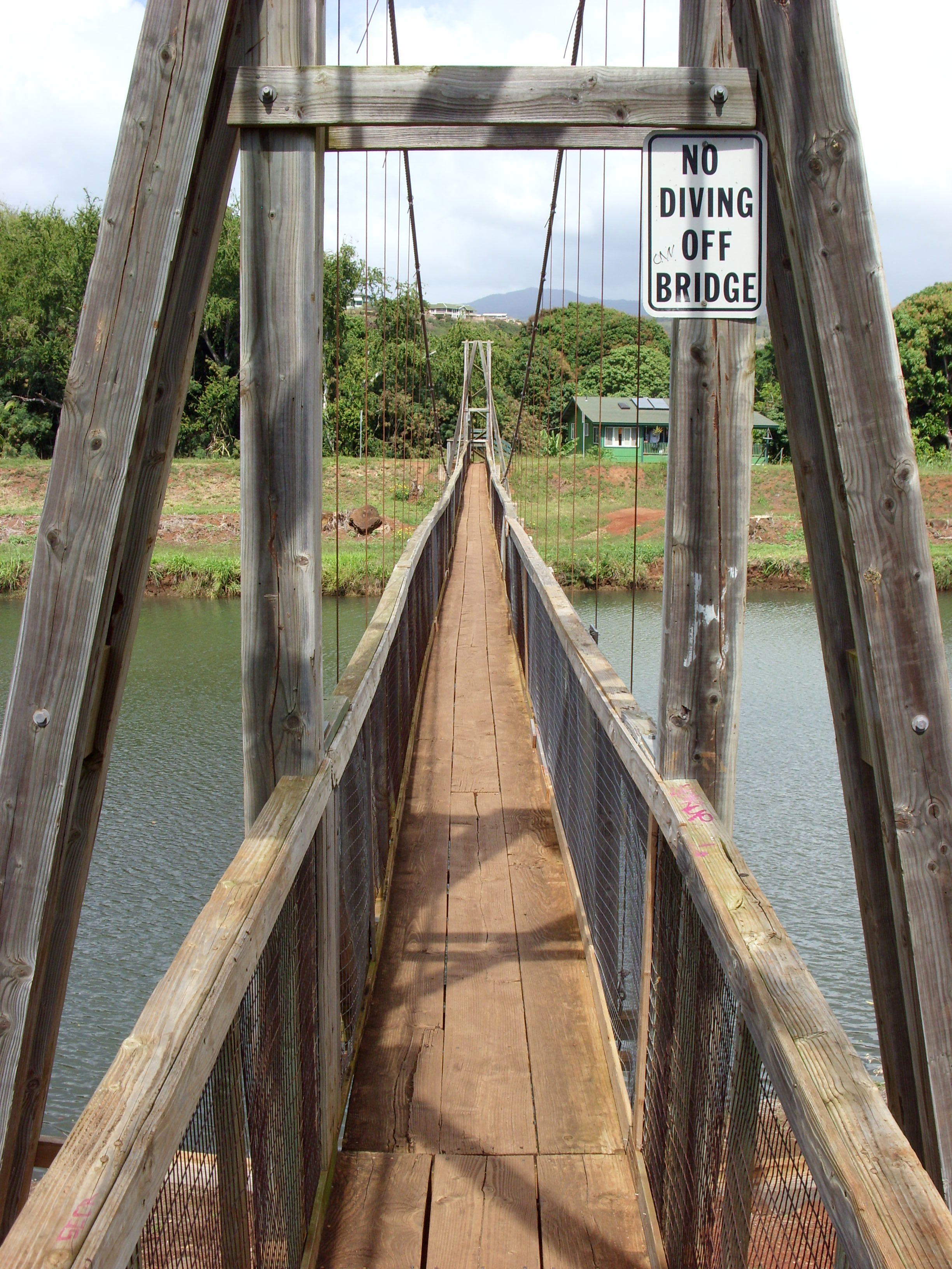 Photos Hanapepe Swinging Bridge And Theatre Waimea Canyon